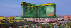 MGM Grand is a luxury Las Vegas