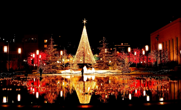Best Christmas Vacations.The Best Places For A Christmas Vacation